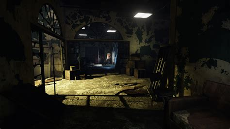 Free House Blue Prints Abandoned Hospital Pack By Hardsuit Labs In Environments
