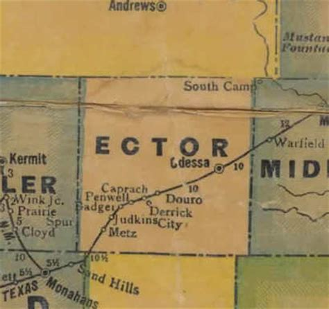Ector County Search Ector County