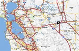 tracy ca map laminatoff