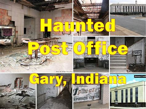 Post Office In Gary Indiana by Abandoned Post Office In Gary Indiana Photo Album By