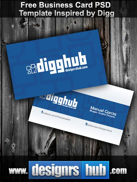 name card template psd free 40 best free business card templates in psd file format