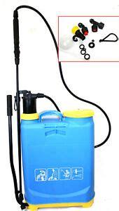 liter  gallon backpack manual pump sprayer gardening