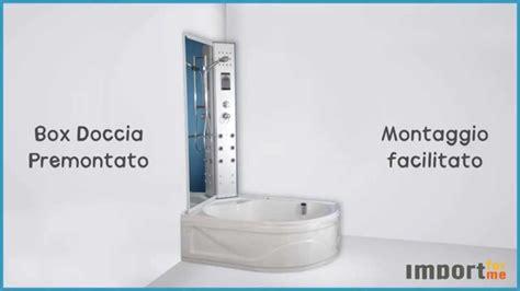 montaggio cabina doccia idromassaggio montare cabina doccia idromassaggio raccordi tubi innocenti