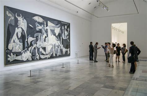 picasso paintings in reina sofia liberal arts e newsletter ie school of arts and humanities