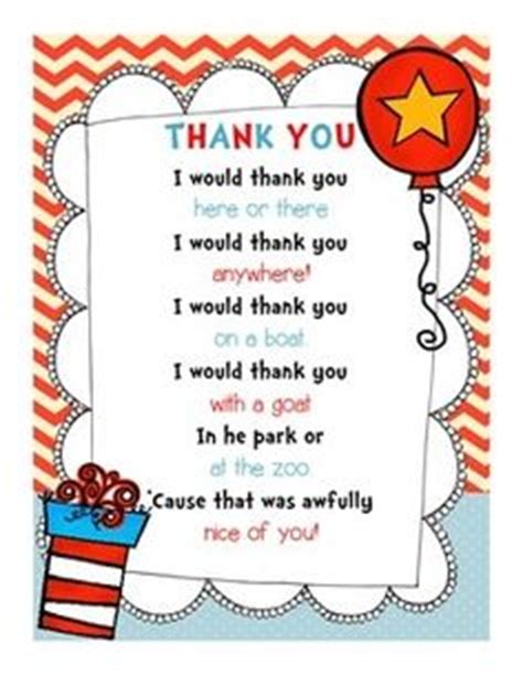 Thank You Note Leaving School Thank You Postcards For Your Parent Volunteers End Of School Year Them Messages