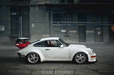 porsche 964 rsr stance works amir s wide porsche 911