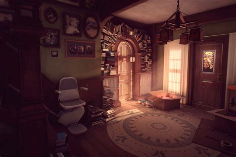 remains  edith finch  losing   love
