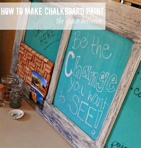 diy chalk paint how to how to make chalkboard paint
