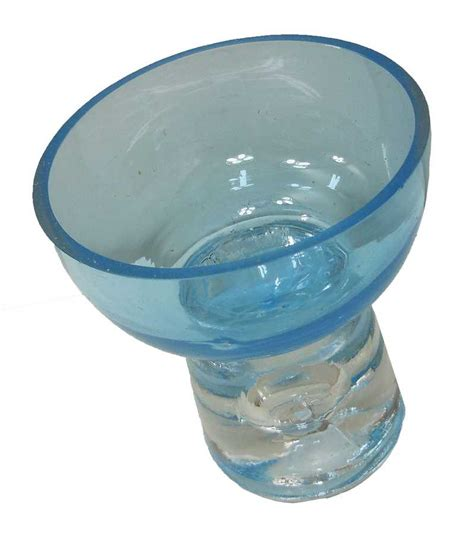 Closed Candle Holders by Offer Ended Closed Joblot Of 12 Clear Aqua Glass