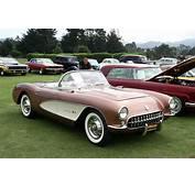 1957 Chevrolet Corvette  SuperCarsnet