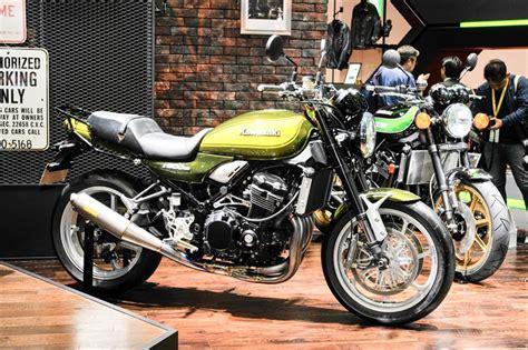 sosok motor retro klasik kawasaki zrs  tokyo motor