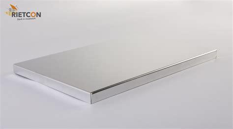 aluminium plaat keuken aluminium achterwand keuken op maat direct uw prijs bij