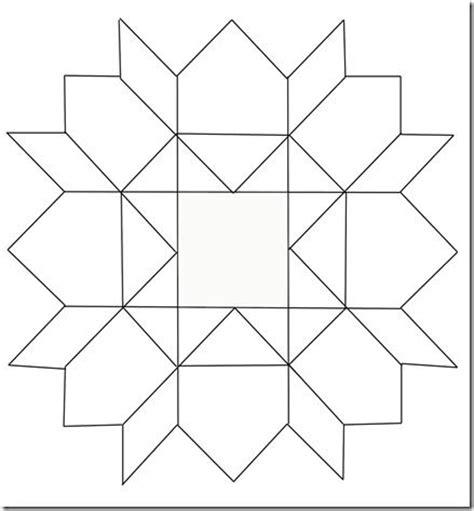 quilt block patterns coloring pages crazy quilt block pattern sketch coloring page