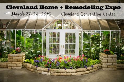 cleveland home remodeling expo at cleveland convention
