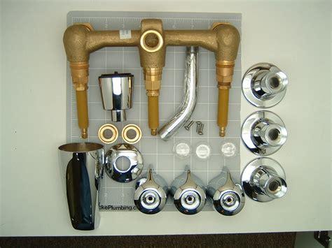 one piece bathtub faucet shower faucet kit with valve home design plan