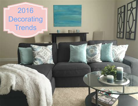 latest home decor color cool home decor trends 2016 home