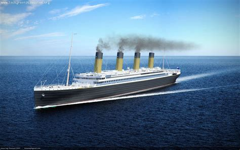 titanic ship wallpapers wallpaper cave - Titanic Picture Of Boat