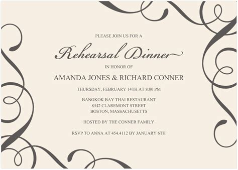 cordially invited template   template