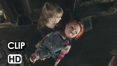chucky movie number 1 curse of chucky movie clip what s for dinner 2013