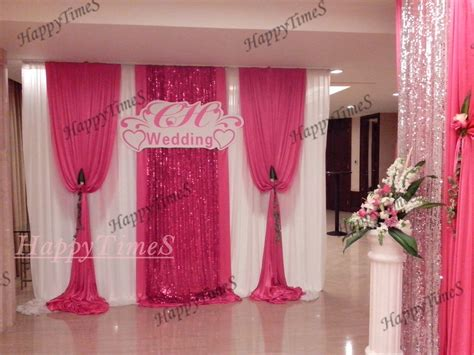 Wedding Banquet Backdrop by Aliexpress Buy Wedding Decoration Wedding Banquet