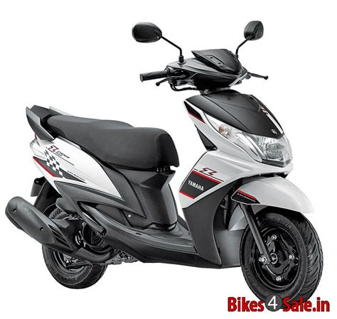Yamaha Ray Z price, specs, mileage, colours, photos and