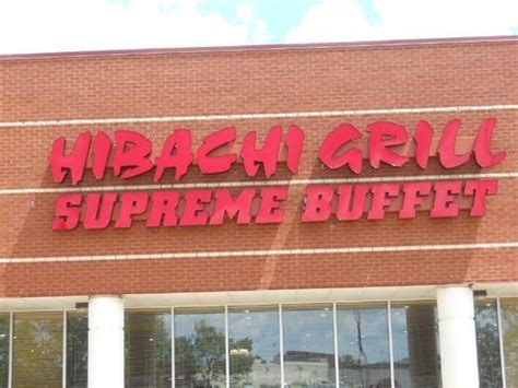 hibachi grill and supreme buffet hibachi grill supreme buffet