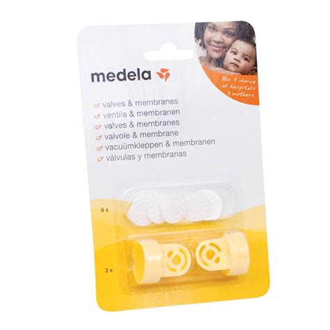medela valve membranes 2 valves 6 membranes
