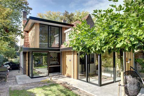Huis In Aanbouw by Vrijstaande Jaren 20 30 Woning Nieuwe Aanbouw