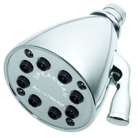 Speakman Shower speakman deluxe shower heads