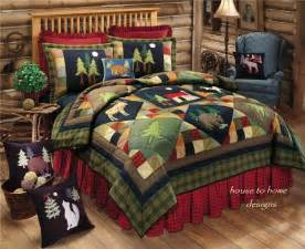Teddy Bear Upholstery Timberline Lodge Quilt