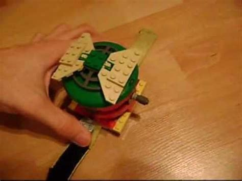 How To Make A Ben 10 Omnitrix Out Of Paper - lego ben 10 omnitrix 2 0