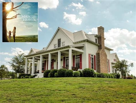 heaven house inside the real farmhouse from the movie quot miracles from heaven quot