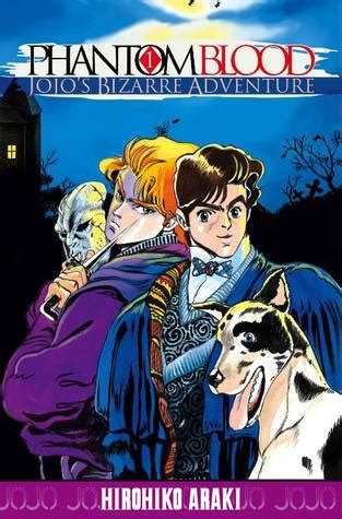 jojos bizarre adventure phantom blood tome