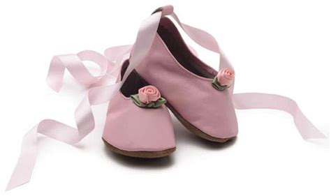 Sepatu Balet Anak Kecil moment