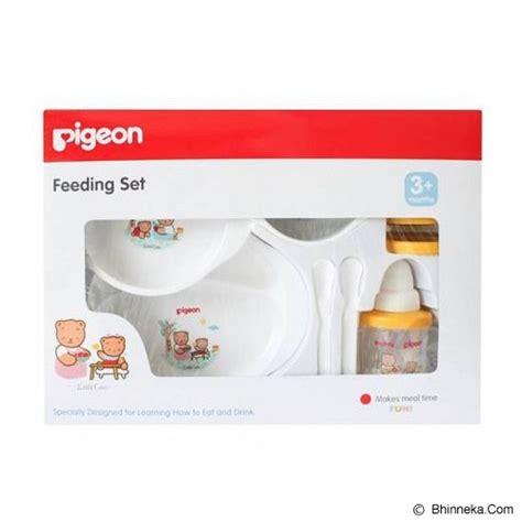 Pigeon Set Makan jual produk kebutuhan perlengkapan makan dan minum bayi