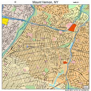 mount vernon new york map 3649121