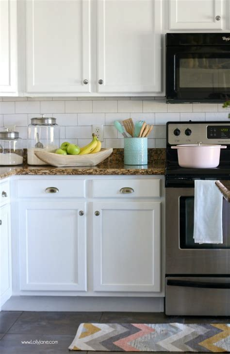 how to tile backsplash in kitchen faux subway tile backsplash wallpaper