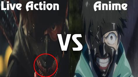 tokyo ghoul anime   action youtube