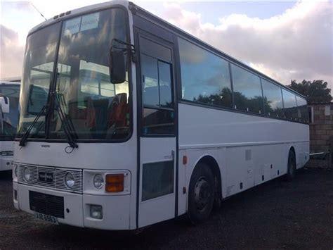 vehicle details  volvo bm van hool     coach sales