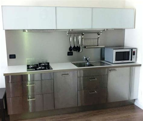 Steel Kitchen Cabinets by Stainless Steel Kitchen Cabinet
