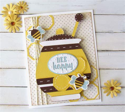 bee cards bee happy card