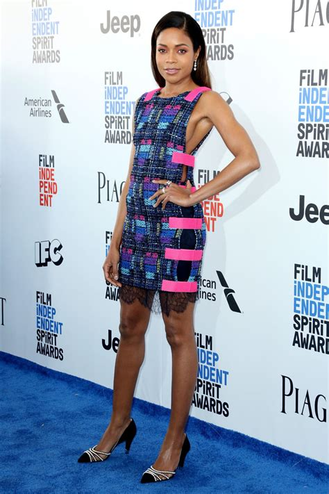Independent Spirit Awards by Naomie Harris Independent Spirit Awards In Santa