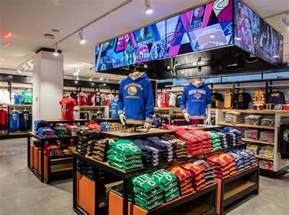 The Store New Nba Flagship Store Set To Open In Nyc