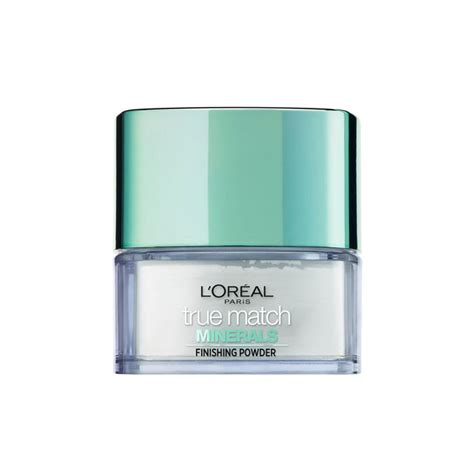 Bedak L Oreal True Match Mineral l oreal true match mineral mattifying finishing