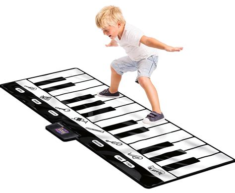 Musical Play Mat Piano by Click N Play Keyboard Play Mat 24 Piano Mat