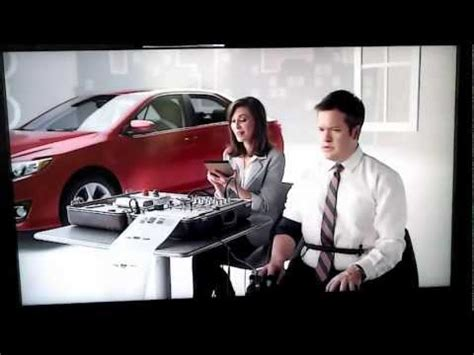 lie detector commercial actress zurich q who is the hot girl in the toyota lie