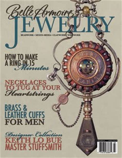 Armoire Jewelry Magazine by Sparkles From June Armoire Magazine 2011