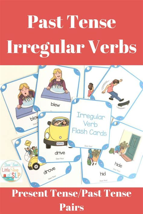 best 20 irregular verbs ideas on esl