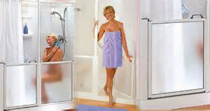 all in one shower sit showers shower module