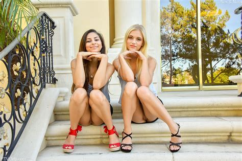 Ftv Girls Alex And Nina Public Duo Ftvgirls Com